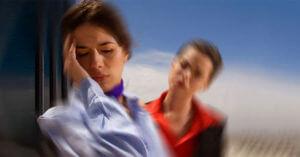 Головокружение и потеря ориентации - первые признаки кисты мозга