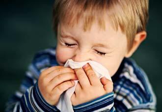 полипы носа у детей
