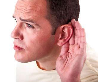 тугоухость - последствие полипов в носу