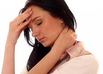 частые головные боли в области затылка