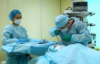 операция по удалению кисты гортани