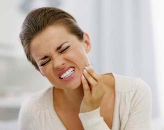 чувствительный зуб