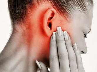 болезненное опухолевидное образование возле уха
