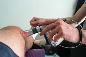 лазерная терапия колена