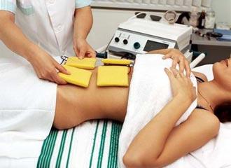 процесс физиотерапии