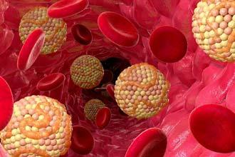 поток крови