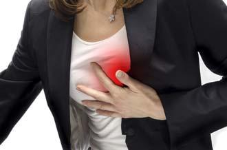 боль в районе сердечной мышцы